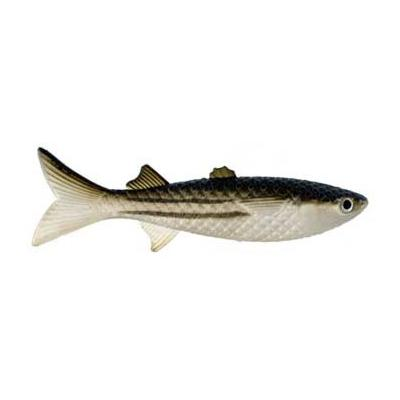 "Artificial Finger Mullet 4"" Striped 4 Pack - Almost Alive Lures"