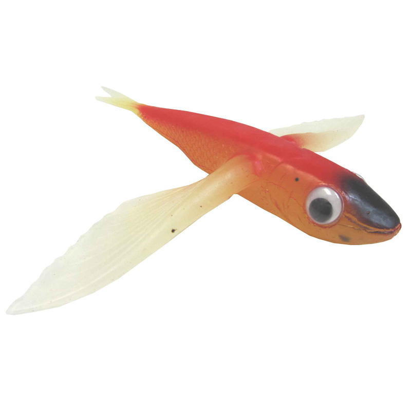 Soft Gel Flying Fish 8.5 In