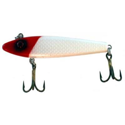 Top Water Bait, Red/white Body, With Treble Hooks