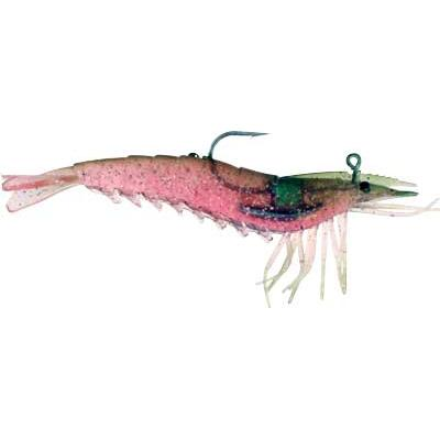 Artificial Shrimp Rigged 4-1/4