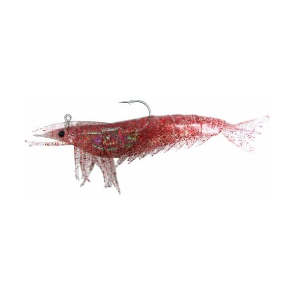 Artificial Shrimp Rigged 6