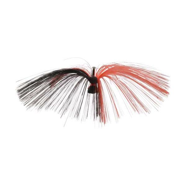 Witch Lure, Chrome Flash Head, 17g, With 6-1⁄2 Inch Red, B