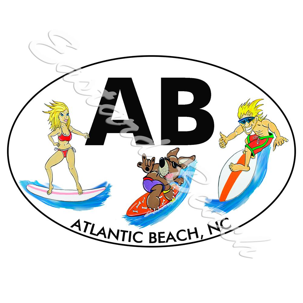 AB - Atlantic Beach Surf Buddies