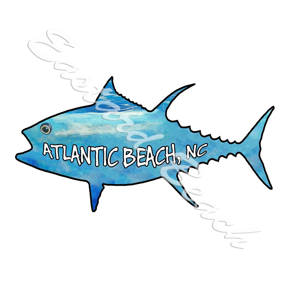 Atlantic Beach Tuna