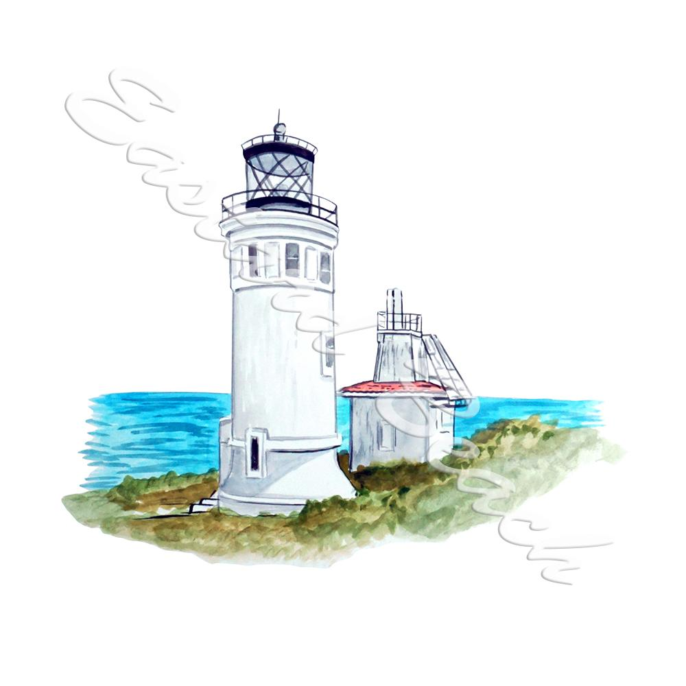 Anacapia Lighthouse
