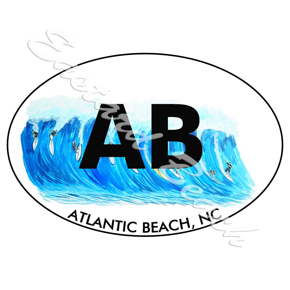 AB - Atlantic Beach Surfing