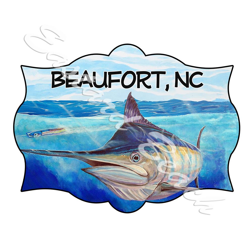 Beaufort - Marlin Scene