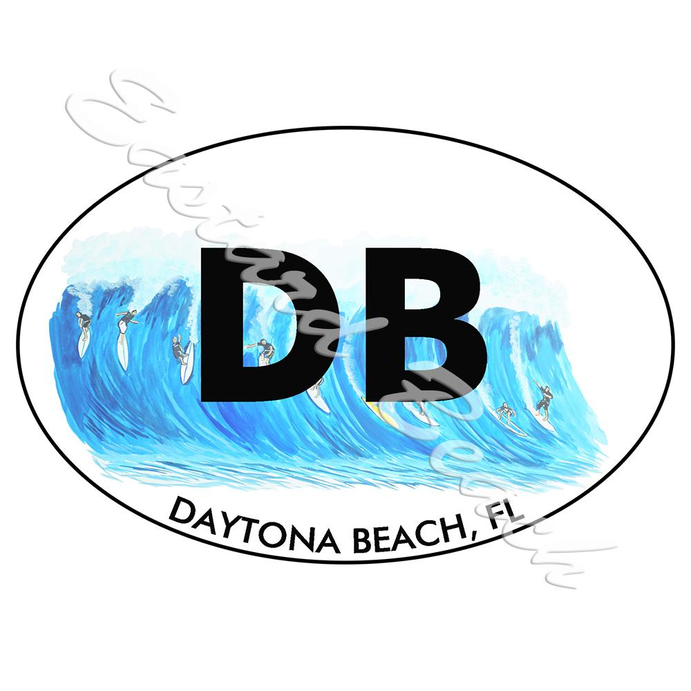 DB - Daytona Beach Surfing