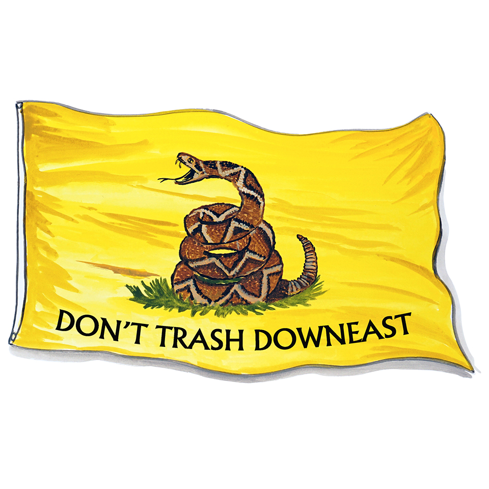 Gadsden Flag- Don\'t Tread On Me