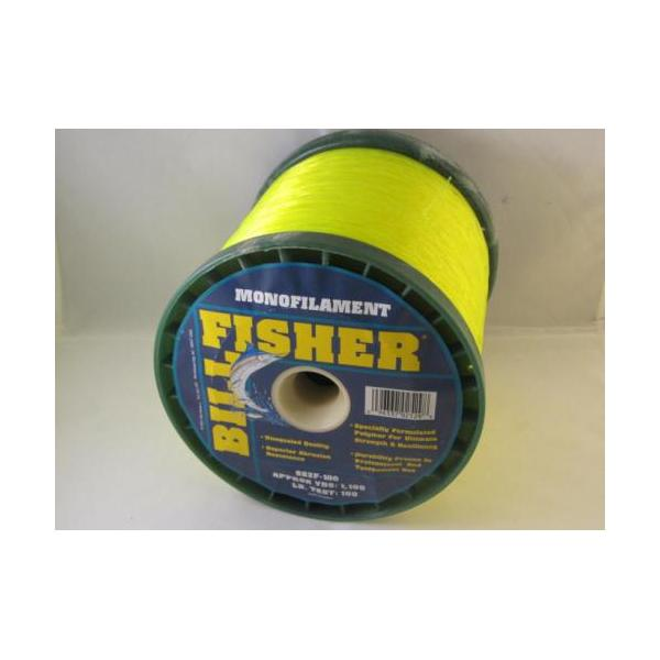 Billfisher Ss2f-100 Mono 2lb 100lb 1100yds Fl Yellow