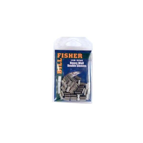 Billfisher 1.6nh-50 Dbl Sleeve Nic Hvy Wall 50pk