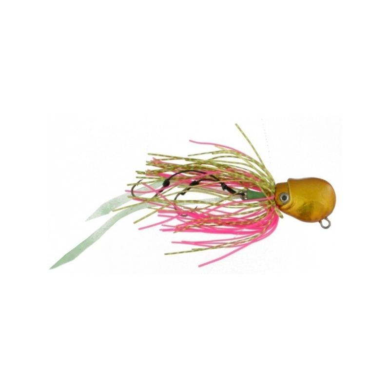 Vertical Jig Octopus Gold 2.8 ounce - Almost Alive Lures
