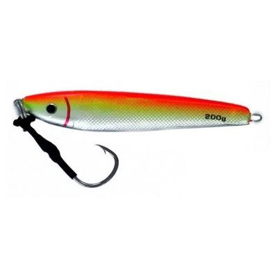 Vertical Jig Regulus Orange/Gold 7 ounce - Almost Alive Lures