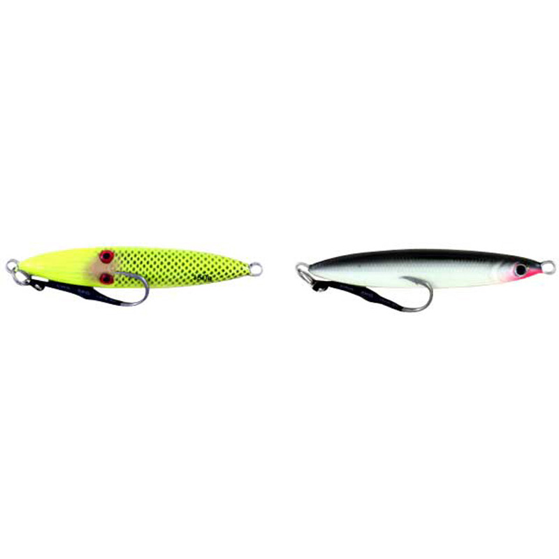 Vertical Jig Sinistra Yellow/Black/White 5.25 ounce - Almost Ali