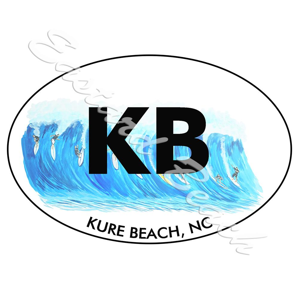 KB - Kure Beach Surfing