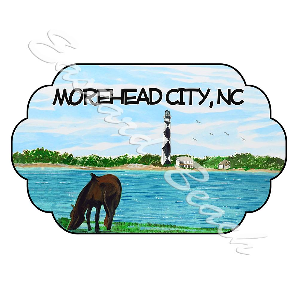 Morehead City - Cape Lookout Scene