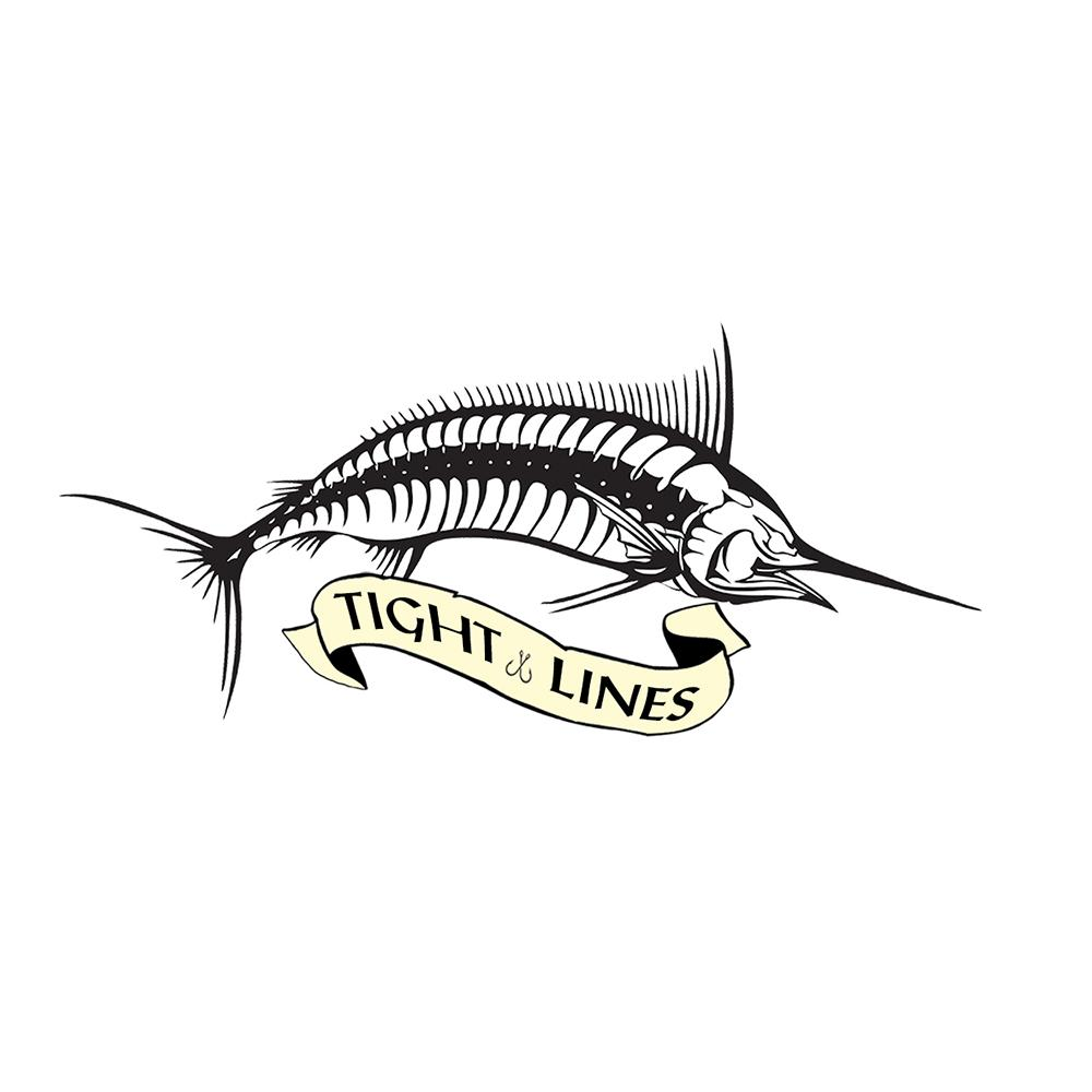 """Tight Lines"" - Marlin Bones"