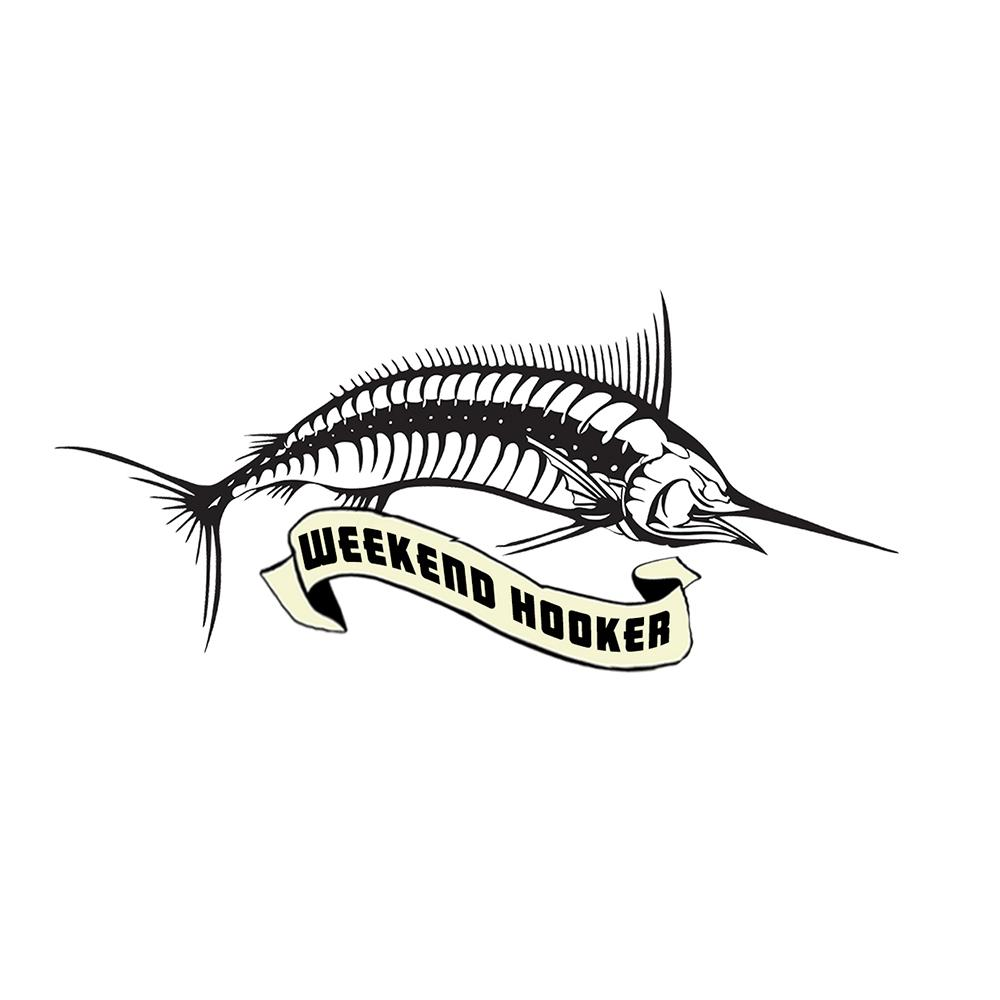 """Weekend Hooker"" - Marlin Bones"