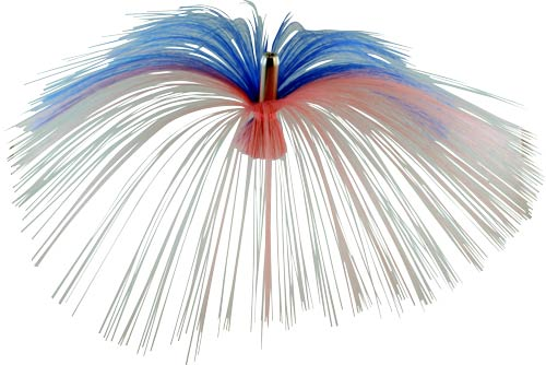 Witch Lure, Chrome Flash Head, 17g, With 6-1⁄2 Inch Blue,