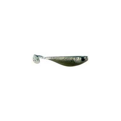 Soft Bait Fish Paddle Tail 5 Pack