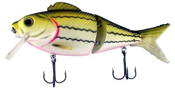 Jointed Swim Bait