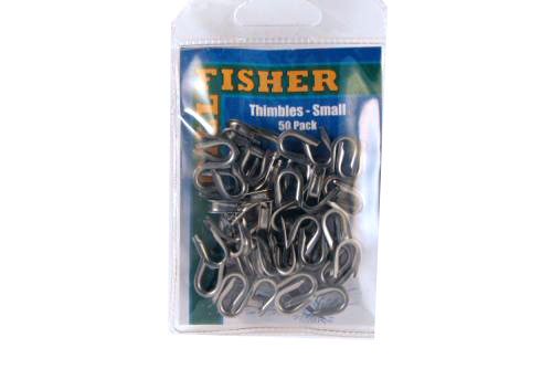 Billfisher Ssths-50 Thimble Small Stnls 50pk