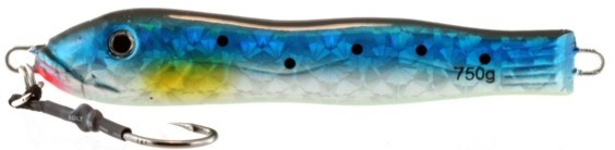 Jigging Lure, Vertical, Kuma, 26.25 Oz. (750g)