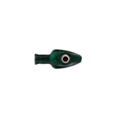 Witch Head 30g Green Lure Head